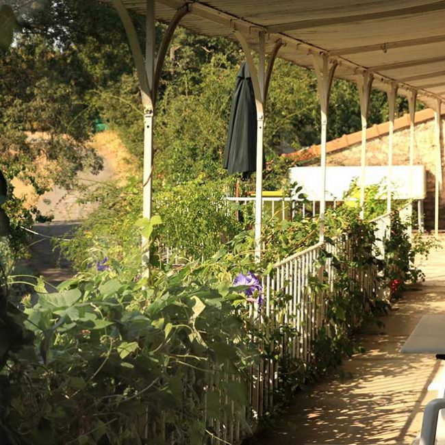 Bed and Breakfast with balcony near Alès