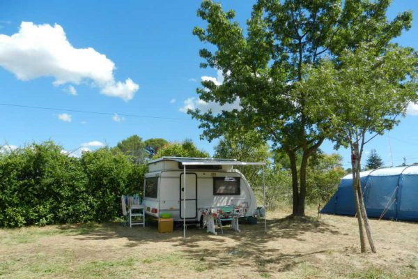Rural camping with swimming pool in the Cevennes