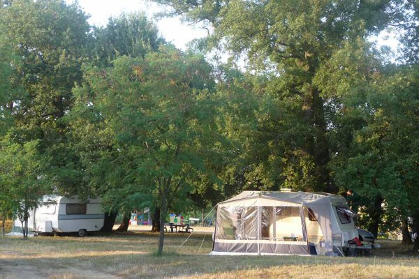 Boerderijcamping in Languedoc Roussillon