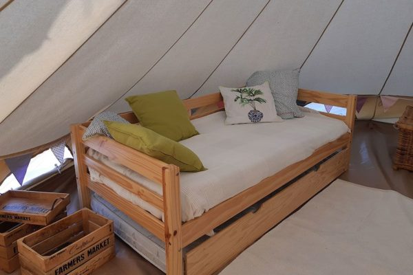 location tente famille 600x400 - Glamping South of France | Bell tent | Safari tent