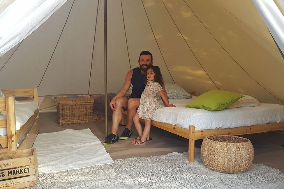 location tente - Tente ecolodge France| Tente tipi | Glamping Cevennes