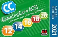 ACSI campingcard 2021 - Rustiek kamperen Frankrijk | Tarieven