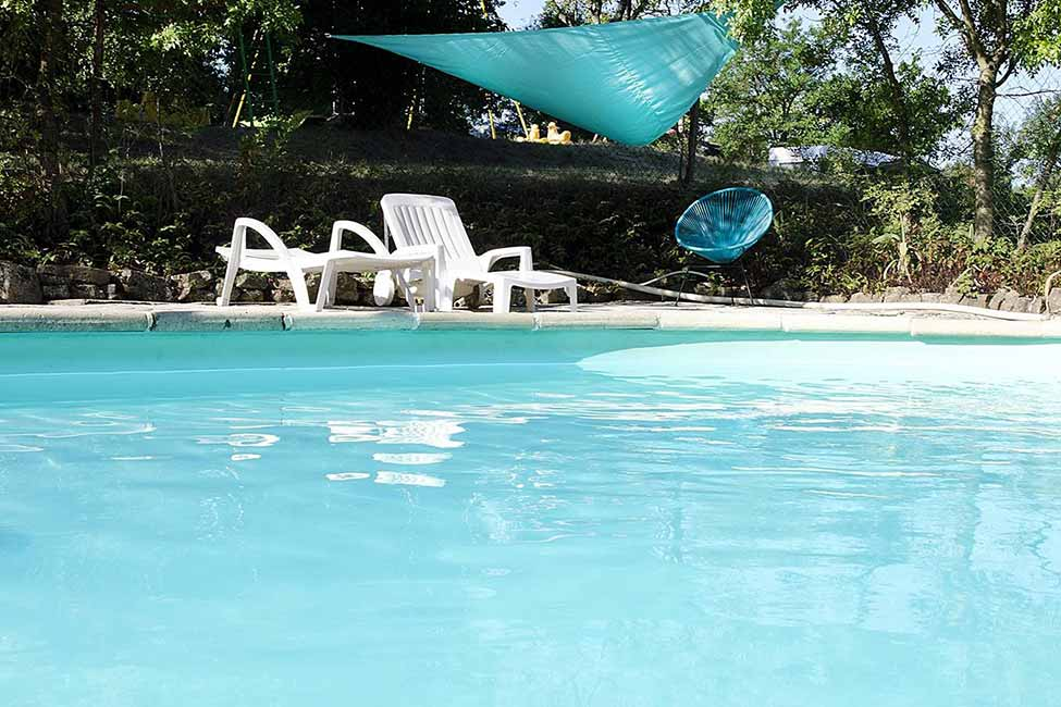 Chambre hote piscine Gard - Chambre d'hote Gard avec piscine | Les Violettes